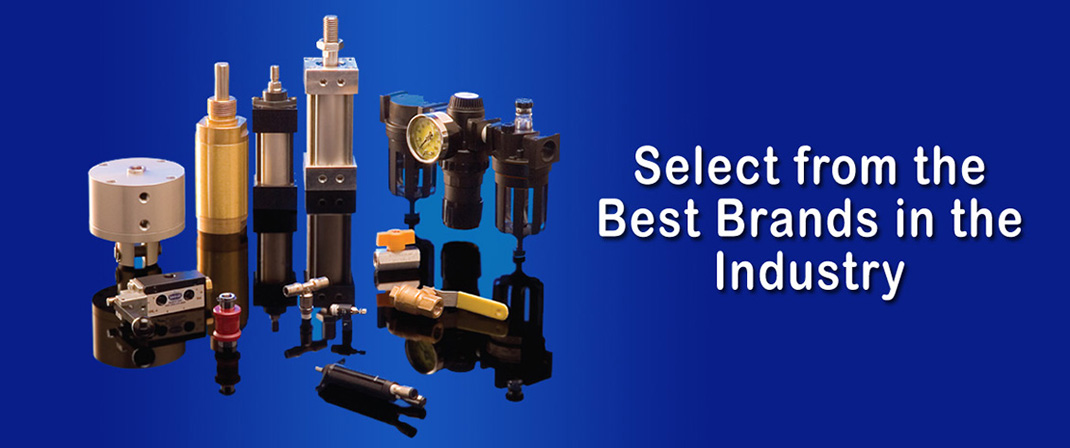 Select From The Best Brands In The Industry | Fluidline Components